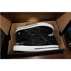 EMERICA SKATEBOARDING SHOES ON CHOICE: YTH SIZE 2