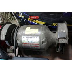 "ADVANCE 6"" BENCH GRINDER"