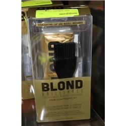 BLONDE BRILLIANCE HAIR LIGHTENING KIT