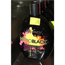 NITRO BLACK TANNING LOTION