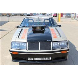 1979 MUSTANG STREET LEGAL PACE CAR W/ 48,839KMS