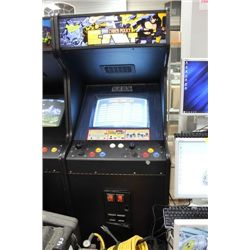 ESWAT COIN OPERATED ARCADE GAME