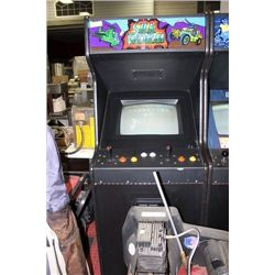 SILKWORM COIN OPERATED ARCADE GAME