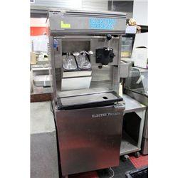 ICE CREAM MACHINE - ELECTRO FREEZE
