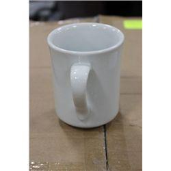 CASE W 3 DOZEN REDWARE COMMERCIAL GRADE COFFEE