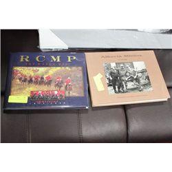 RCMP & ALBERTA MINERS BOOKS
