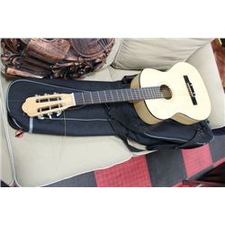 CMT ACOUSTIC GUITAR W CASE