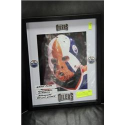 GRANT FUHR GUARANTEED AUTHENTIC AUTOGRAPHED