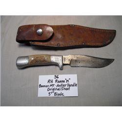 "RH Ruana""M"" Knife"