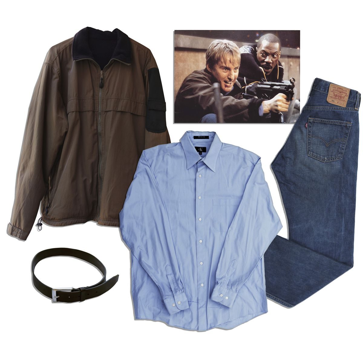 Owen Wilson Worn Costume From the Film ''I Spy''
