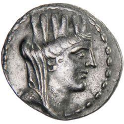 LAODIKEIA: AR tetradrachm (14.80g), year 31 (47/46 BC)