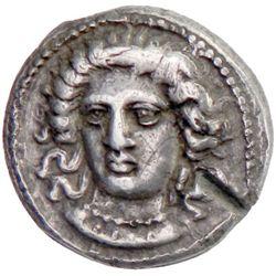 CILICIA: Datames, Satrap, 384-360 BC, AR stater (10.67g), Tarsos