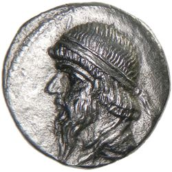 PARTHIAN KINGDOM: Mithradates I, c. 171-138 BC, AR drachm (3.39g)