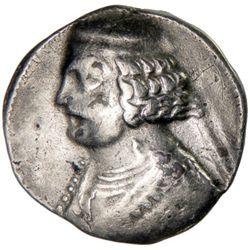 PARTHIAN KINGDOM: Orodes II, c. 57-38 BC, AR tetradrachm (14.51g), Seleukeia