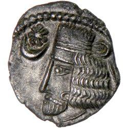 PARTHIAN KINGDOM: Vardanes I, 40-45, BI drachm (3.06g), Mithradatkart