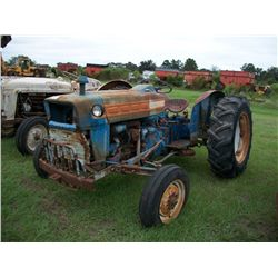 Ford 3000 DIESEL TRACTOR Ser#:A160403