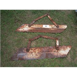CULTIVATOR FENDERS