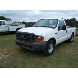 1999 Ford 250 DIESEL PICK UP Ser#:1FTNF20F5XEE74303
