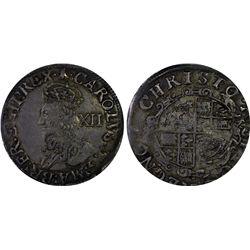 1634-35 GB Shilling PCGS VF35