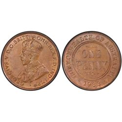 1933/32 Penny PCGS MS 63 BN