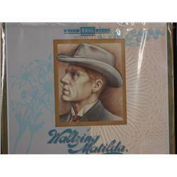 1995 Anniversary of Waltzing Matilda $10, issue price 195