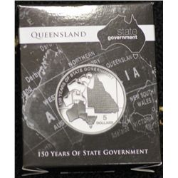150 years of State Government QLD