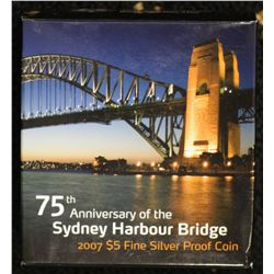 75th Anniversary Harbour Bridge Proof