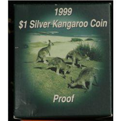 Kangaroo series 1999