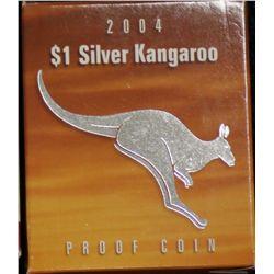 Kangaroo series 2004