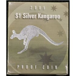 Kangaroo series 2005