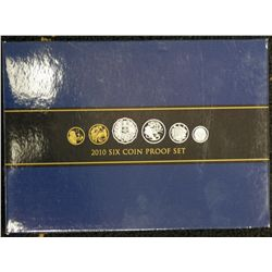 2010 Proof Set as new