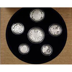 2004 Fine Silver Set