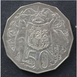 1969 50c, Specimen from Numiphil Pack