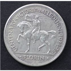 1934/35 Florin Extremely Fine
