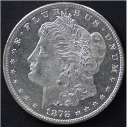 USA 1878 S,  $1 Morgan , Gem Uncirculated