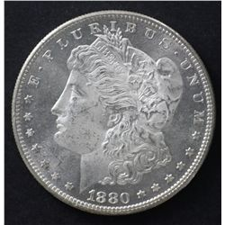 USA 1880 S,  $1 Morgan , Gem Uncirculated