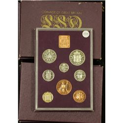 GB 1970 Proof Sets (7)