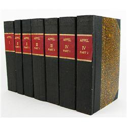 A Set of Appel's Repertorium