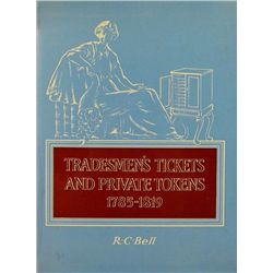 TRADESMEN'S TICKETS AND PRIVATE TOKENS