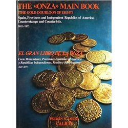 THE ONZA MAIN BOOK