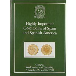 KURT HOMMÉ SPANISH COINS