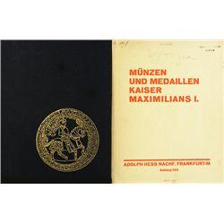 DIE MÜNZEN KAISER MAXIMILIANS I