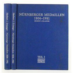 NÜRNBERGER MEDAILLEN, 1806-1981