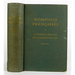 REPRINT GUILLOTEAU, MONNAIES FRANÇAISES