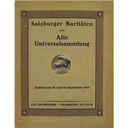 SALZBURGER RARITÄTEN