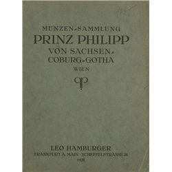 MÜNZENSAMMLUNG PRINZ PHILIPP
