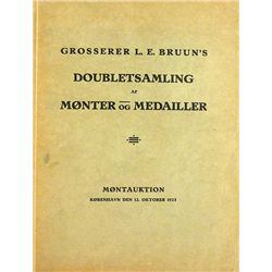 HEDE'S CATALOGUE OF THE BRUUN COLLECTION