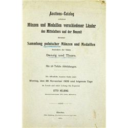 NOTABLE 1909 HELBING SALE