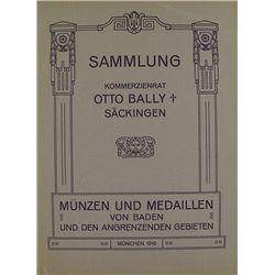 SAMMLUNG OTTO BALLY