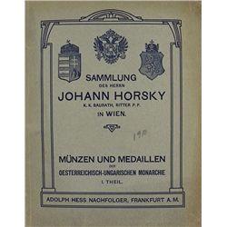 SAMMLUNG HORSKY